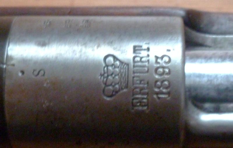 Karabiner 1888 ERFURT 1893 K_188850