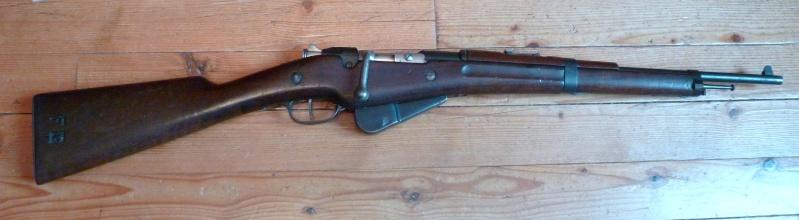MOUSQUETON BERTHIER M16 P1030230