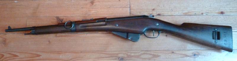 MOUSQUETON BERTHIER M16 P1030231