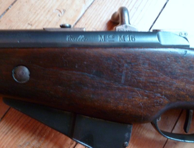 MOUSQUETON BERTHIER M16 P1030233