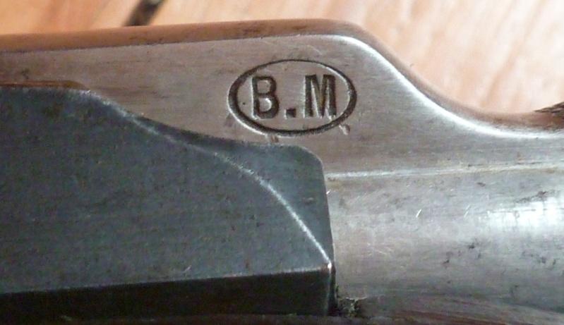 MOUSQUETON BERTHIER M16 P1030235