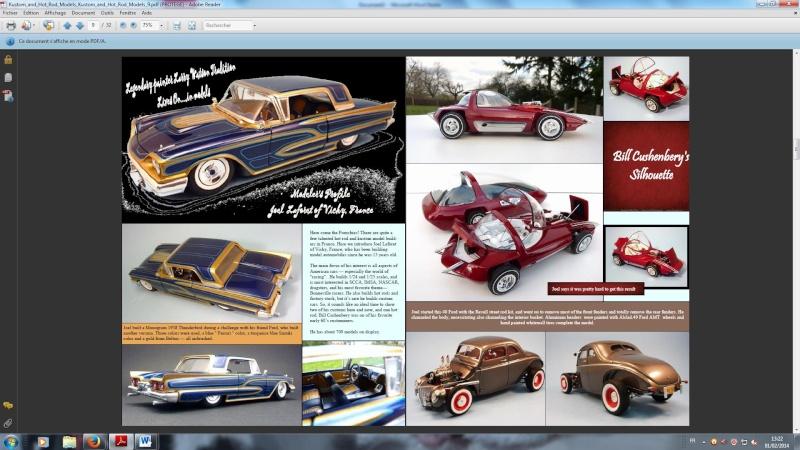 Kustom&hot rod Models Doc410
