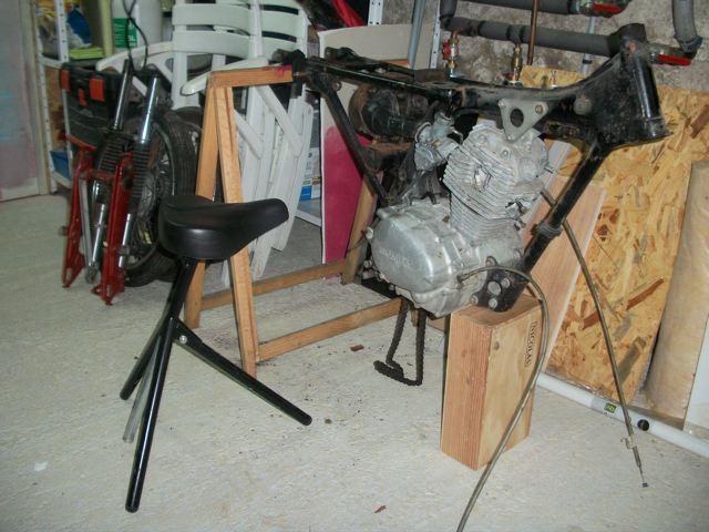 Honda 4-12 Belde CB125S 1976 100_1413
