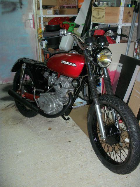 Honda 4-12 Belde CB125S 1976 100_1613