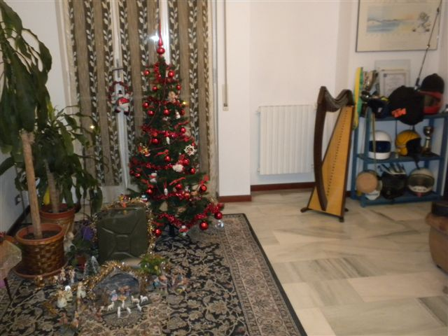 Joyeux Noël et bonnes fêtes de fin d'année Albero10