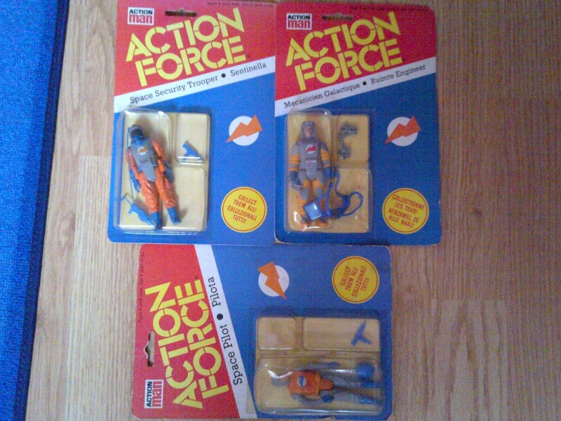 ACTION FORCE : Space force.... Img-2021