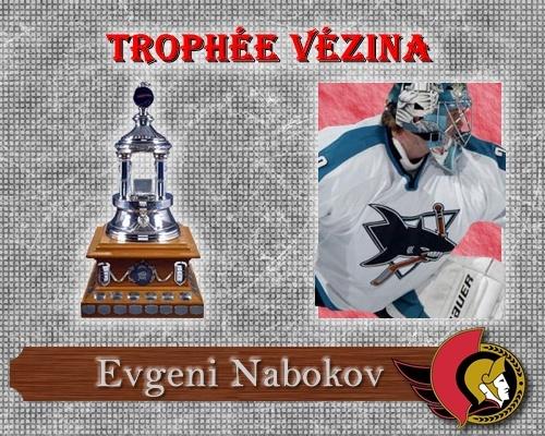 Trophée Vézina Tropha23