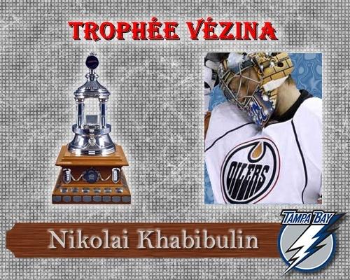 Trophée Vézina Tropha42
