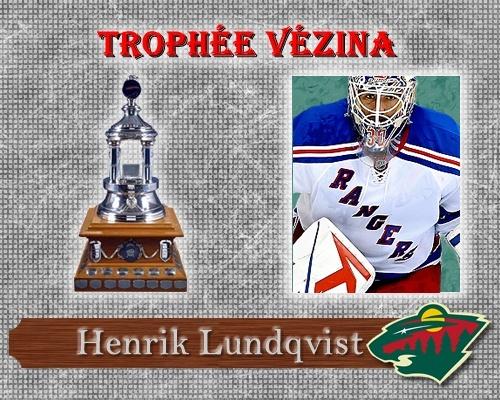 Trophée Vézina Tropha57