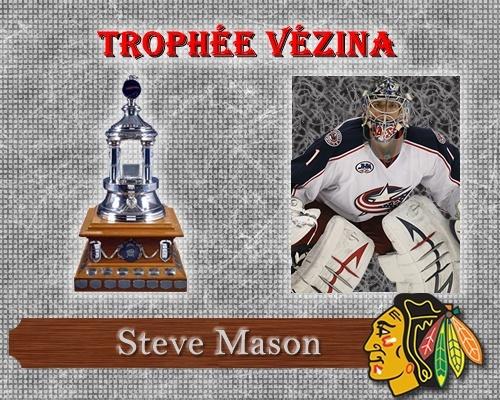 Trophée Vézina Tropha73