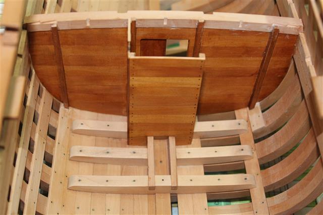 La Belle 1684 scala 1/24  piani ANCRE cantiere di grisuzone  - Pagina 2 Img_2410