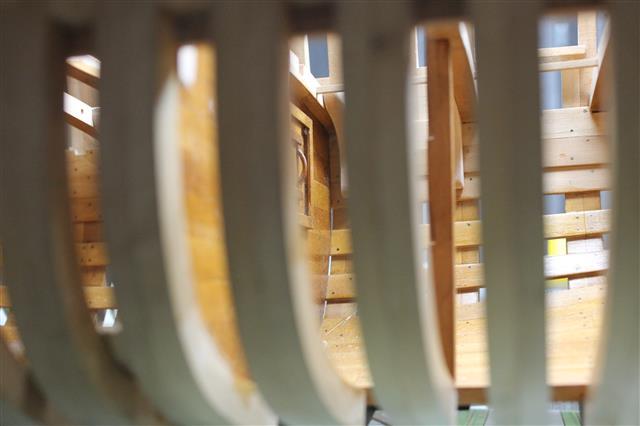 La Belle 1684 scala 1/24  piani ANCRE cantiere di grisuzone  - Pagina 2 Img_2513