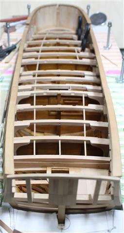 La Belle 1684 scala 1/24  piani ANCRE cantiere di grisuzone  - Pagina 2 Img_2516