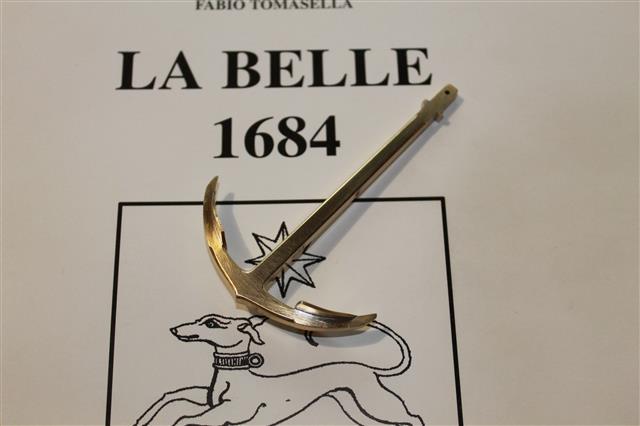 La Belle 1684 scala 1/24  piani ANCRE cantiere di grisuzone  - Pagina 2 Img_3110