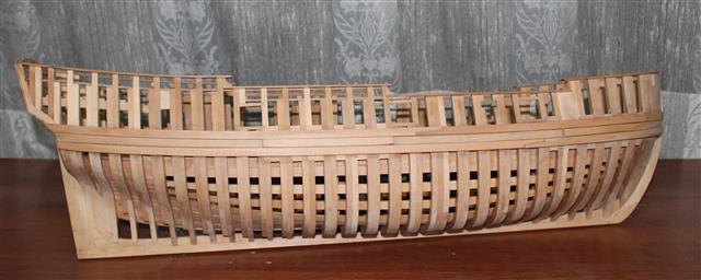 La Belle 1684 scala 1/24  piani ANCRE cantiere di grisuzone  - Pagina 2 Rimg_320