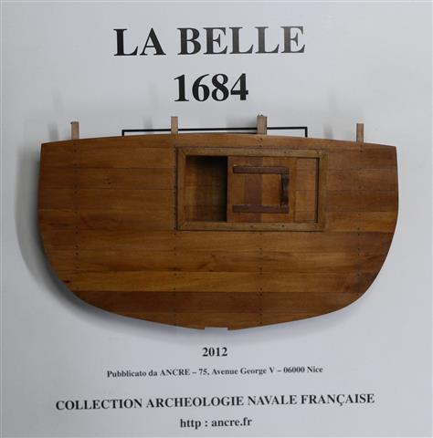 La Belle 1684 scala 1/24  piani ANCRE cantiere di grisuzone  - Pagina 2 Ritagl10