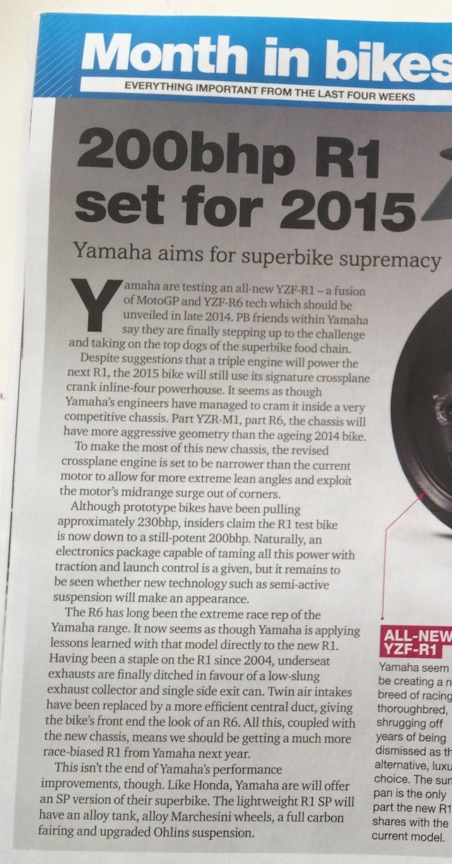 Yamaha R1 et R1M  Crossplane 2015 Img_0415