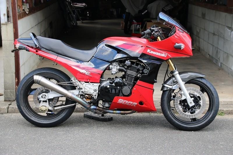 Kawasaki GPZ-R 900 et 750, 1000 RX, ZX 10 TOMCAT - Page 4 O0800013