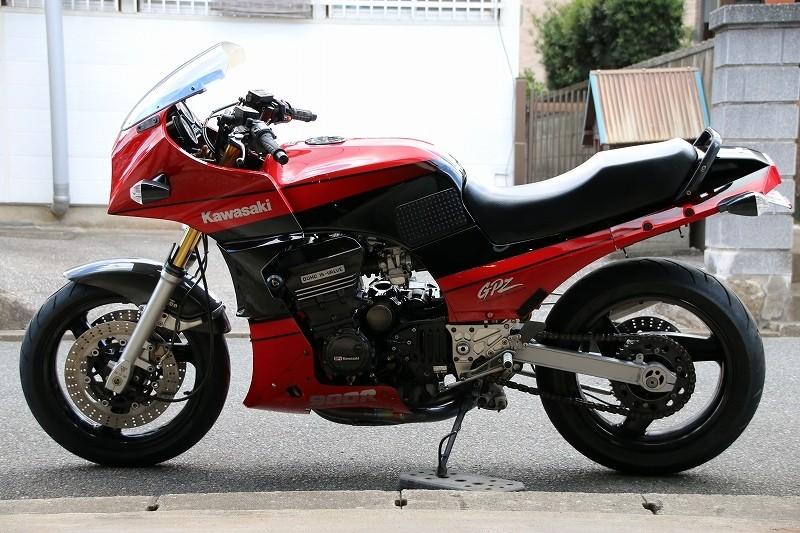 Kawasaki GPZ-R 900 et 750, 1000 RX, ZX 10 TOMCAT - Page 4 O0800014