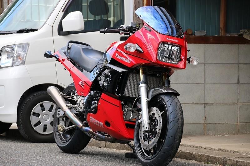 Kawasaki GPZ-R 900 et 750, 1000 RX, ZX 10 TOMCAT - Page 4 O0800015