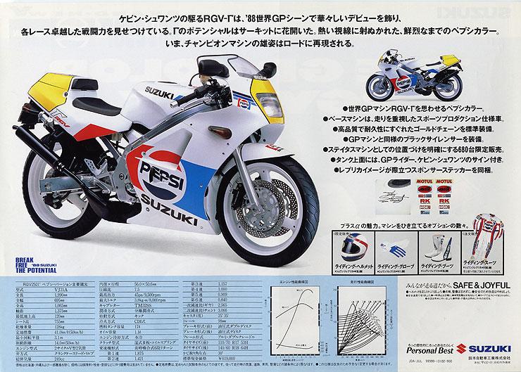 Suzuki 250 RGV - Page 3 Suz-rg11