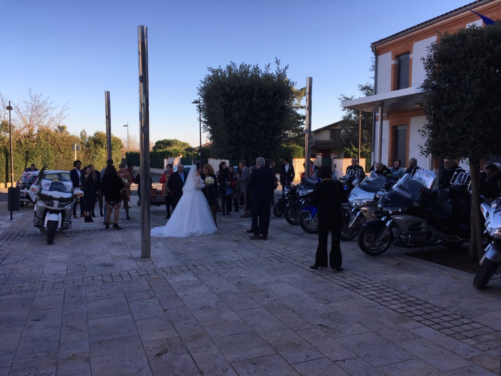 C. R. Occitanie - Escorte Goldwing au mariage d'Anita et Laurent Img_1710