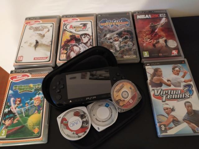 Ma Modeste Collection (NG, NGX, N64 RGB, PS3 & PSP) Img_2035