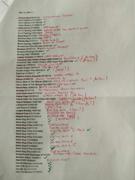 Questions au sujet de la cartouche MVS 138 in 1 - Page 3 Img_2355