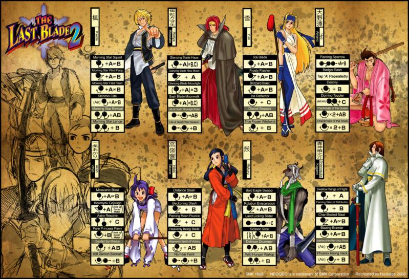 Centralisation des Moves Listes des Vs Fighting Neo Geo Last_b10