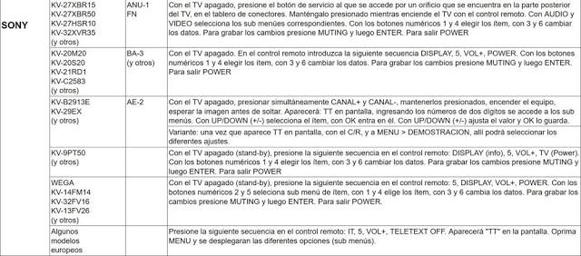 quelle tv utilisez vous pour vos consoles rétro ? - Page 25 Menu-s10