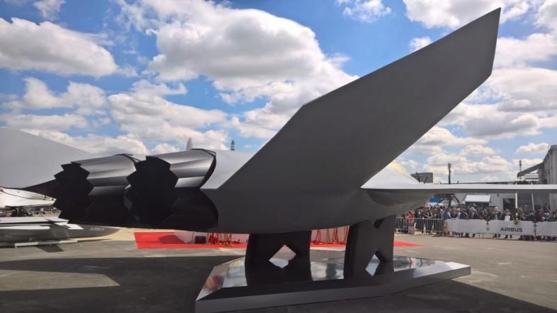 SCAF - Système de Combat Aérien du Futur 00077811