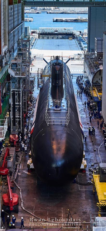 Les futurs sous marins nucléaires d'attaque classe SUFFREN - Page 6 66435910