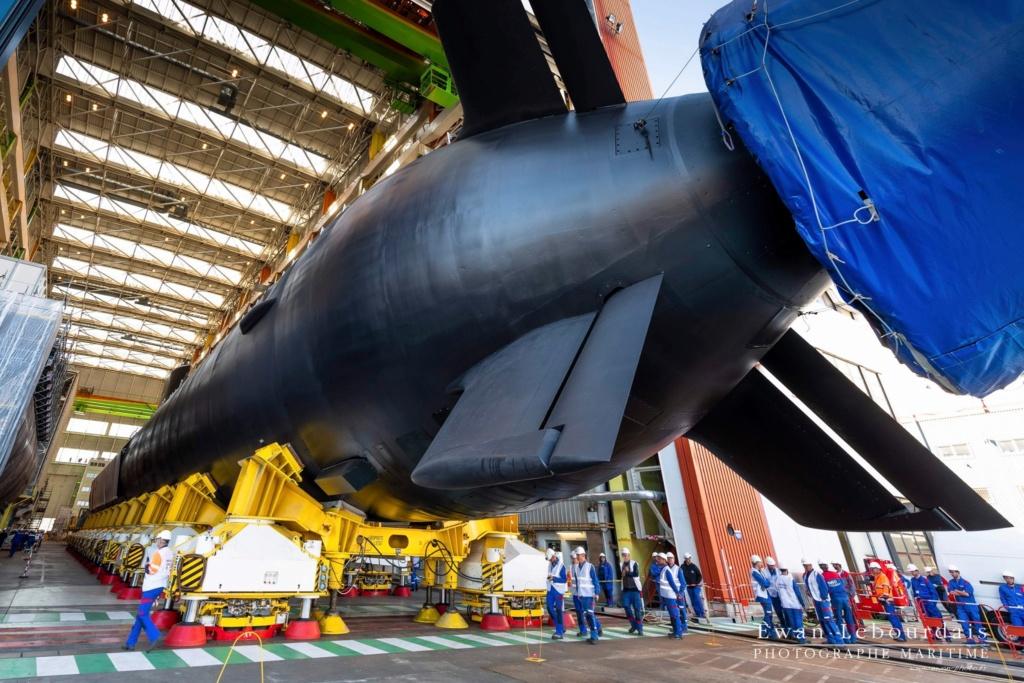 Les futurs sous marins nucléaires d'attaque classe SUFFREN - Page 6 66687610