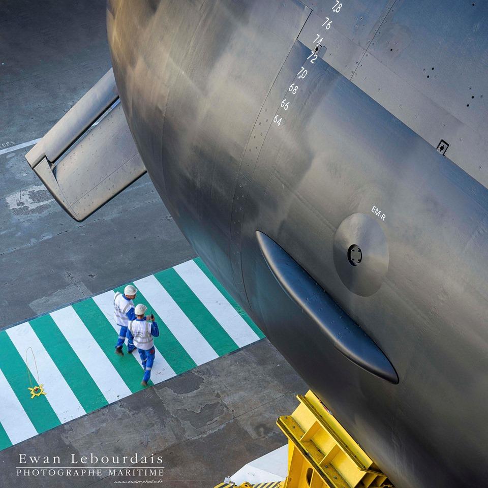 Les futurs sous marins nucléaires d'attaque classe SUFFREN - Page 6 66805410