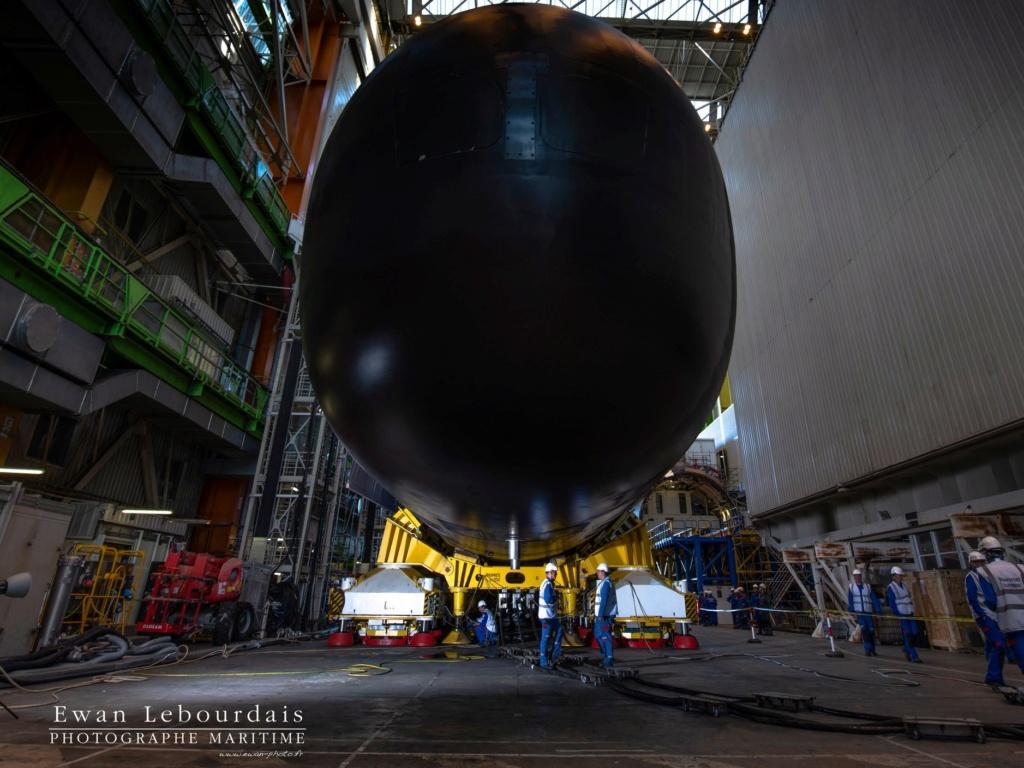 Les futurs sous marins nucléaires d'attaque classe SUFFREN - Page 6 66846510