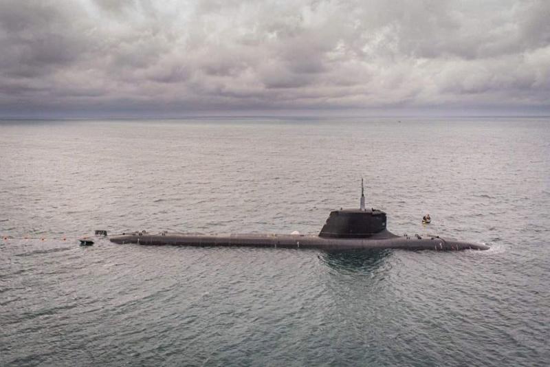 Les futurs sous marins nucléaires d'attaque classe SUFFREN - Page 7 94887510