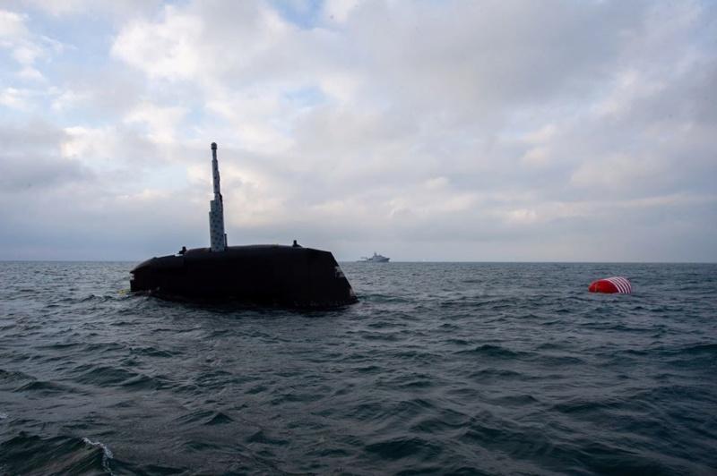Les futurs sous marins nucléaires d'attaque classe SUFFREN - Page 7 95024110