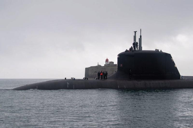 Les futurs sous marins nucléaires d'attaque classe SUFFREN - Page 7 95029110