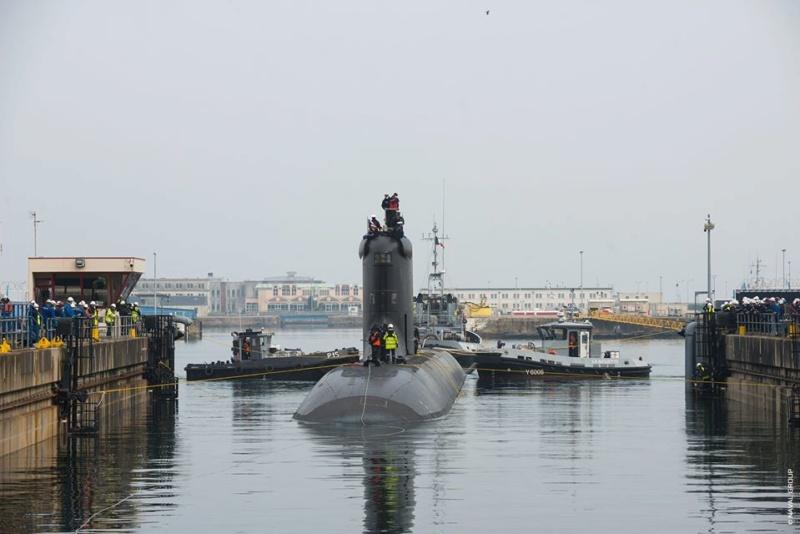 Les futurs sous marins nucléaires d'attaque classe SUFFREN - Page 7 95597610