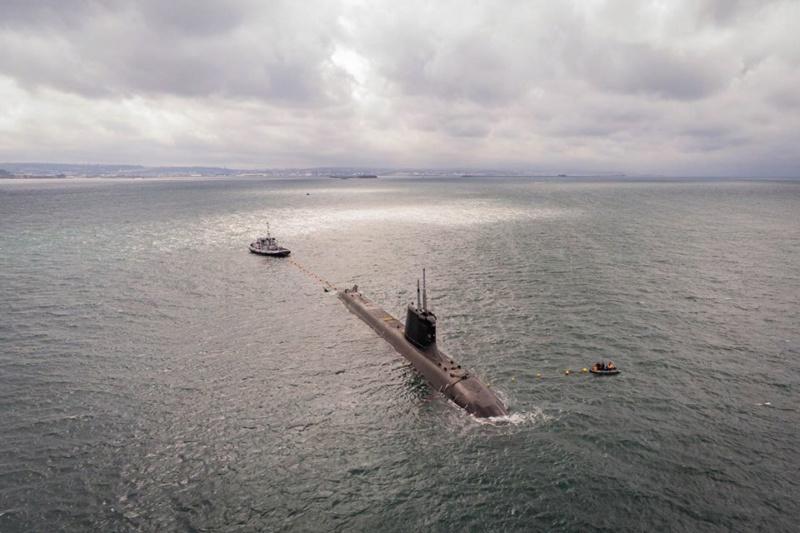 Les futurs sous marins nucléaires d'attaque classe SUFFREN - Page 7 95607410