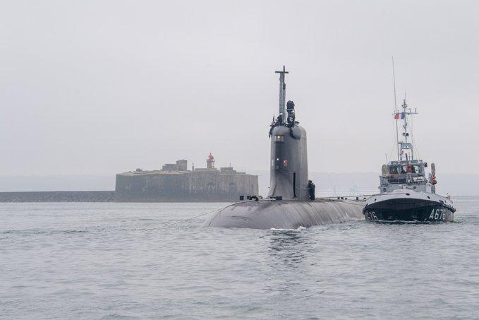 Les futurs sous marins nucléaires d'attaque classe SUFFREN - Page 7 95696010