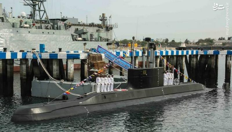 Sous-marin nain iranien 9ps29t10
