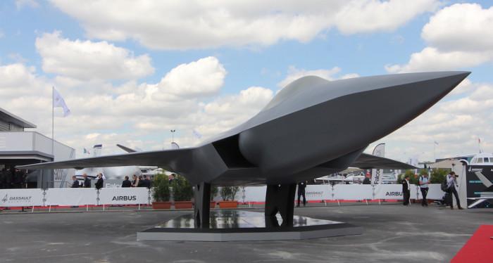 SCAF - Système de Combat Aérien du Futur Aerobu10
