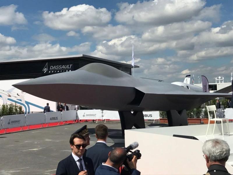 SCAF - Système de Combat Aérien du Futur Cover-10