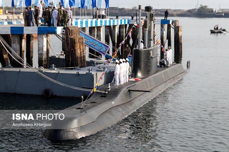 Sous-marin nain iranien Qgibq910