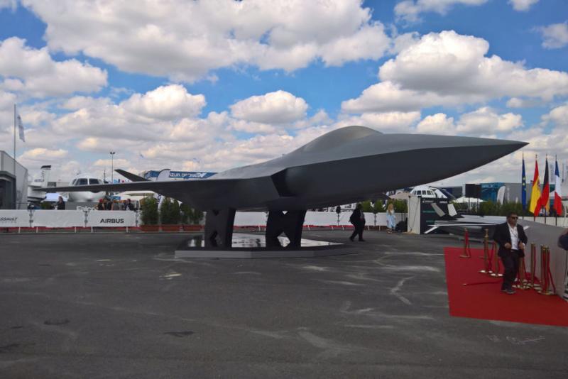 SCAF - Système de Combat Aérien du Futur Scaf10