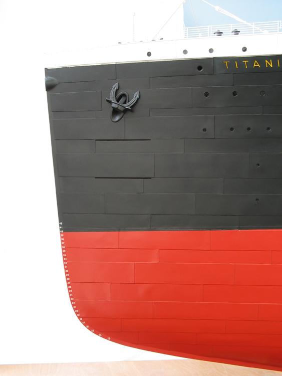 Titanic in scala 1:144 29520t10