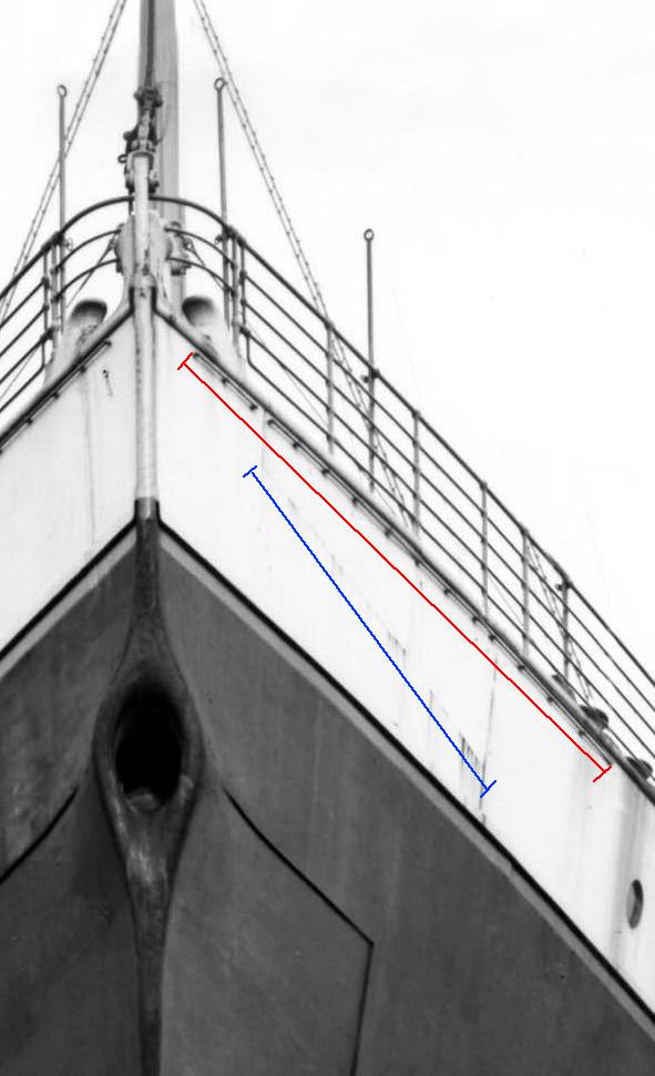 Titanic in scala 1:144 428110