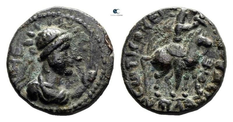 """Monnaies """" indo-parthes """" et """" indo-grecques """" _57_710"""