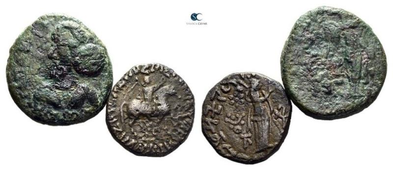 """Monnaies """" indo-parthes """" et """" indo-grecques """" _57_810"""
